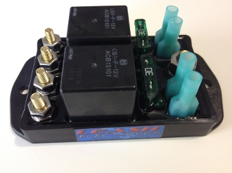 Dual 70amp Relay Board