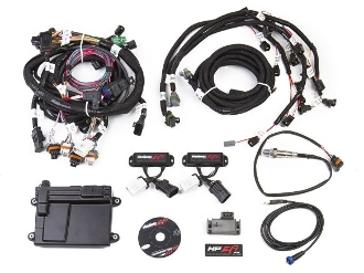 HOLLEY EFI HP ECU 2v ford modular bosch o2 jetonic injector