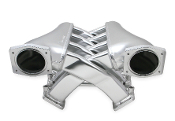 SNIPER EFI FABRICATED INTAKE MANIFOLD DUAL PLENUM 92MM GM LS3/L9