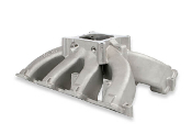 HOLLEY SINGLE PLANE SPLIT-DESIGN RACE INTAKE MANIFOLD- GM LS3/L